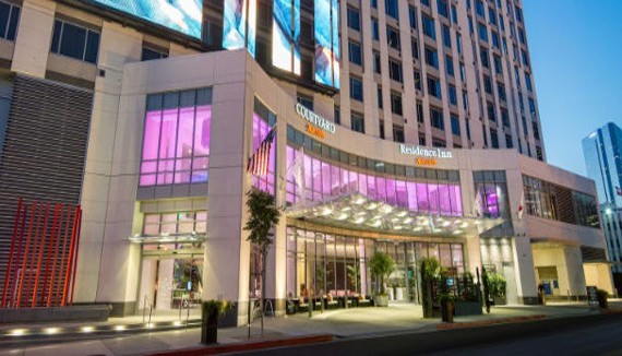 Showing Residence Inn Los Angeles L.A. LIVE feature image