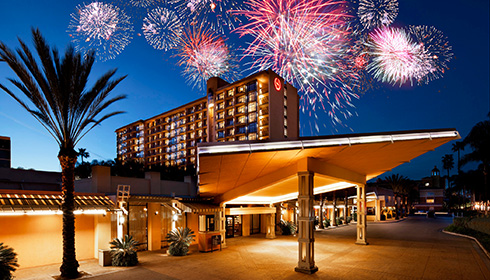 Showing Sheraton Park Hotel at the Anaheim Resort feature image