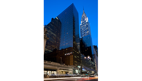 Showing Grand Hyatt New York feature image