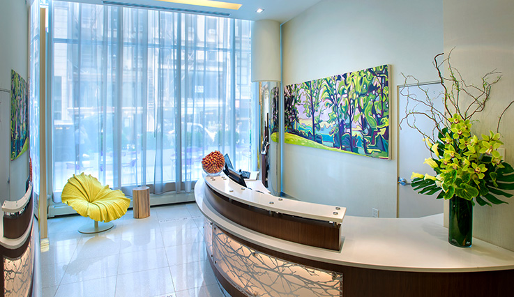 Showing slide 1 of 6 in image gallery for SpringHill Suites New York Midtown Manhattan and Fifth Ave