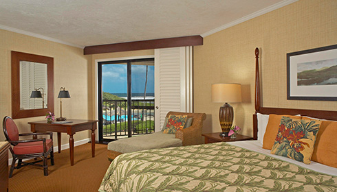 Image showcasing Lanai Ocean View Room