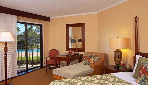 Image showcasing Pool/Ocean View Room