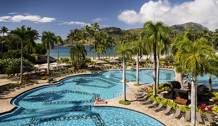 Showing Kauai Marriott Resort feature image
