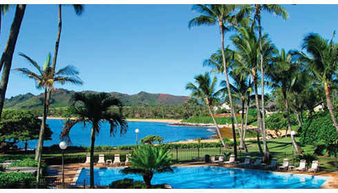 Showing slide 4 of 7 in image gallery for Lae Nani Resort Kauai by Outrigger Condo