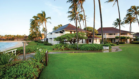 Showing slide 3 of 8 in image gallery for Kiahuna Plantation Resort Kauai by Outrigger Condo
