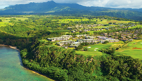 Showing slide 7 of 20 in image gallery for Westin Princeville Ocean Resort Villas