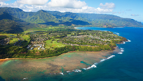 Showing slide 19 of 20 in image gallery for Westin Princeville Ocean Resort Villas
