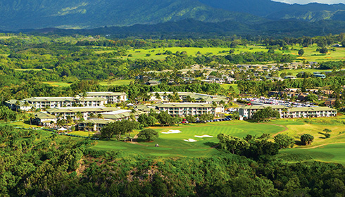 Showing slide 4 of 20 in image gallery for Westin Princeville Ocean Resort Villas