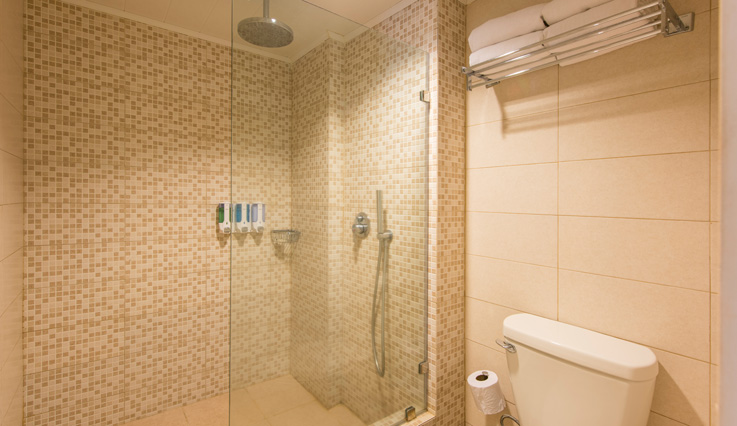 Showing slide 3 of 3 in image gallery, Superior - Bathroom
