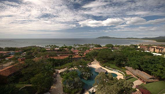 Showing Hotel Tamarindo Diria Beach Resort feature image