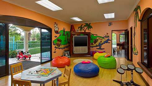 Westin Kids Club Discovery Room