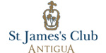 Logo: St. James Club and Villas Antigua