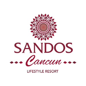 Logo: Sandos Cancun Luxury Resort