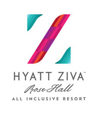 Logo: Hyatt Ziva Rose Hall
