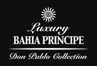 Logo: Luxury Bahia Principe Cayo Levantado Don Pablo Collection