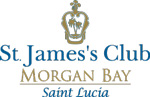 Logo: St. James's Club Morgan Bay, St. Lucia