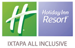 Logo: Holiday Inn Resort Ixtapa