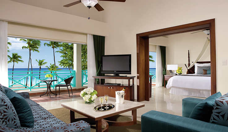 Image showcasing Premium Suite Ocean Front King