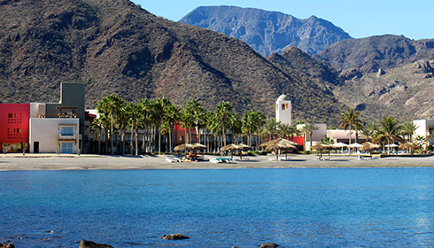 Showing slide 9 of 10 in image gallery for Loreto Bay Golf Resort & Spa at Baja