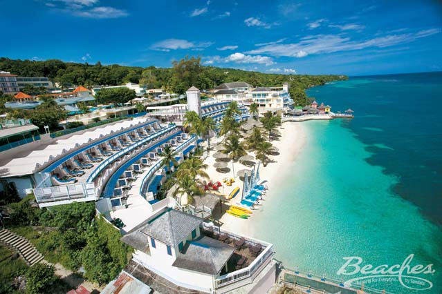 Showing slide 3 of 16 in image gallery for Beaches Ocho Rios - A Spa, Golf & Waterpark Resort
