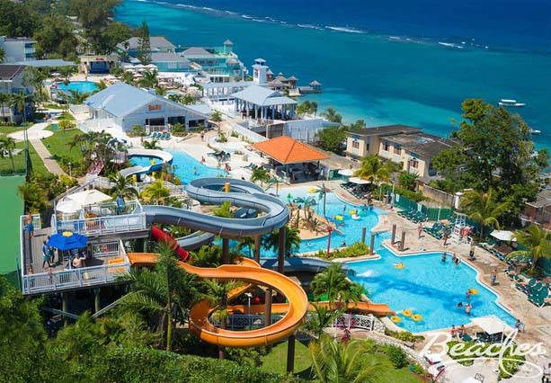 Showing slide 4 of 16 in image gallery for Beaches Ocho Rios - A Spa, Golf & Waterpark Resort