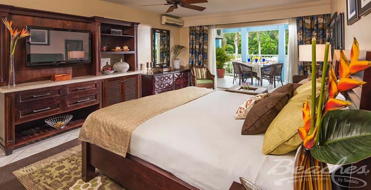 Image showcasing Caribbean Luxury Family Sized Room (TBPD/TBFK)