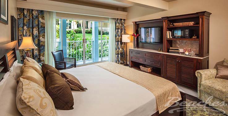 Image showcasing Caribbean Luxury Family Sized Suite (PD/PK)