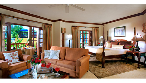 Image showcasing Caribbean Beachfront Two Bedroom Butler Suite (2B)
