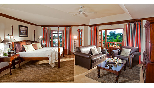 Image showcasing Caribbean Beachfront Concierge Suite (HS)