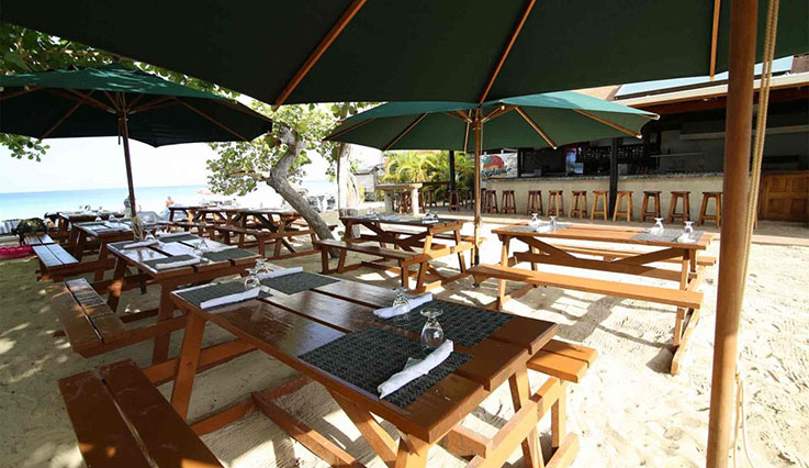 Marley's Beach Bar & Grill