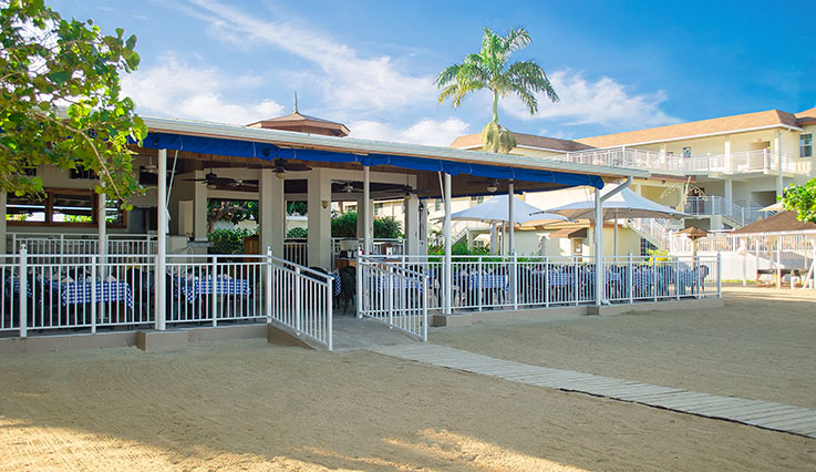 Marley's by the Sea Restaurant