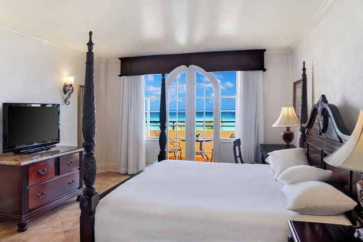Sapphire Ocean View Guest room
