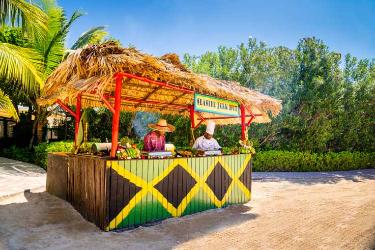 Seaside Jerk Hut