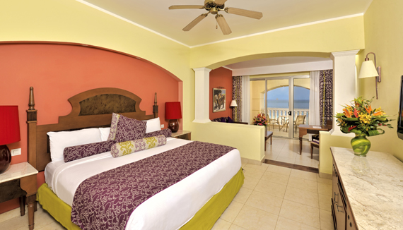 Image showcasing Junior Suite Ocean Front