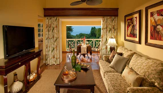 Image showcasing Butler Village Poolside One Bedroom Villa Suite (V1)