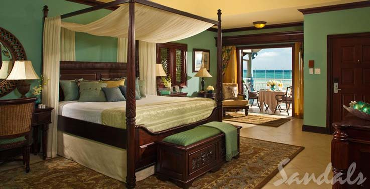 Image showcasing Beachfront Royal Butler Villa Suite (UB)