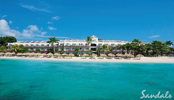 Showing Sandals Negril Beach Resort And Spa Feature Image
