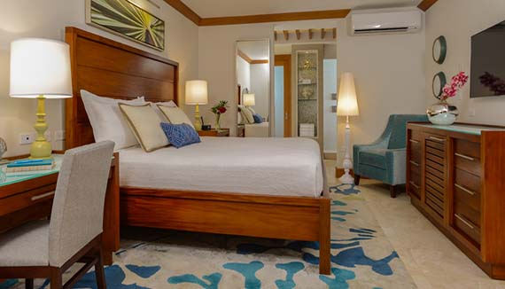 Image showcasing Caribbean Luxury Honeymoon Room (LX)