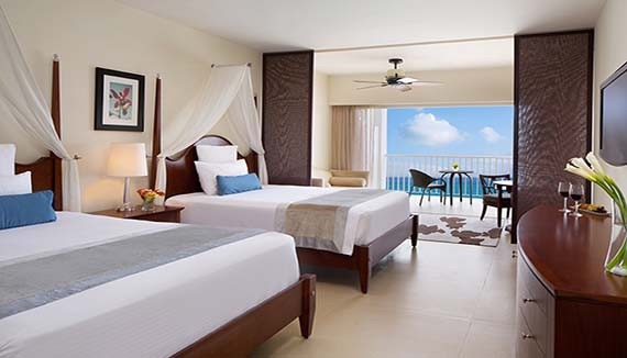 Image showcasing Junior Suite Oceanview