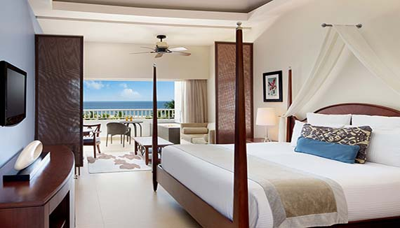 Image showcasing Preferred Club Junior Suite Oceanview