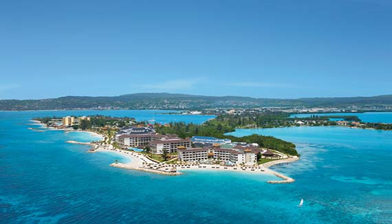 Showing slide 1 of 8 in image gallery for Secrets Wild Orchid Montego Bay