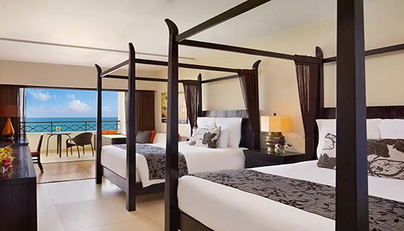 Image showcasing Preferred Club Junior Suite Ocean View