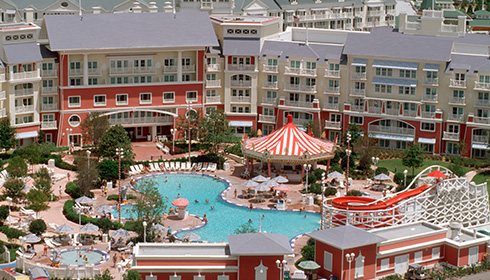 Showing Disney's Boardwalk Inn Resort feature image