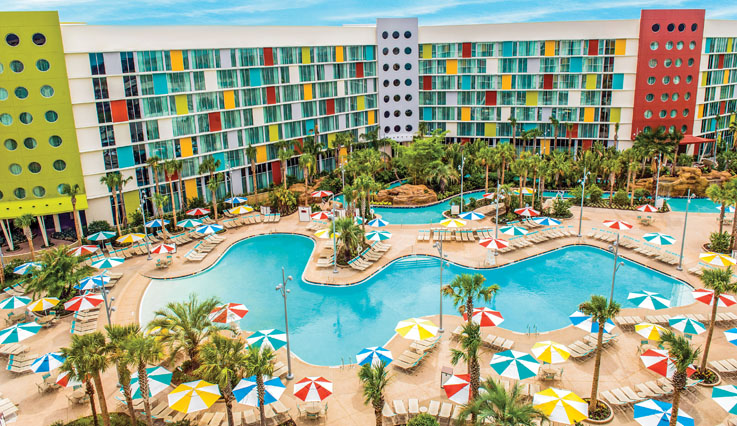 Showing Universal's Cabana Bay Beach Resort feature image