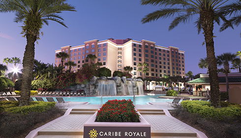 Showing slide 2 of 2 in image gallery for Caribe Royale Orlando
