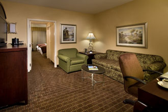 Showing slide 2 of 2 in image gallery showcasing 1 Bedroom Suite