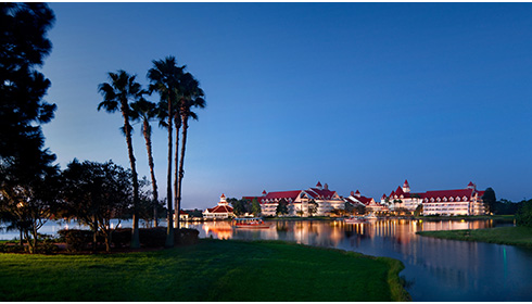 Showing Disney's Grand Floridian Resort and Spa feature image