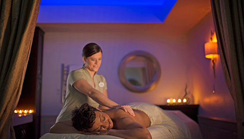 A Disney Spa - Massage