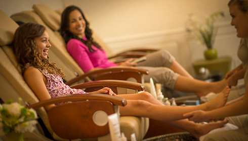 A Disney Spa - Pedicure