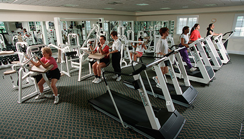 Grand Floridian Health Club